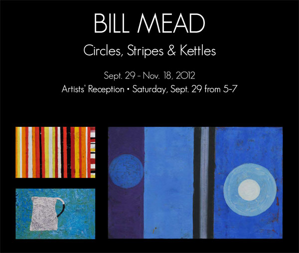 Bill Mead - Circles, Stripes & Kettles